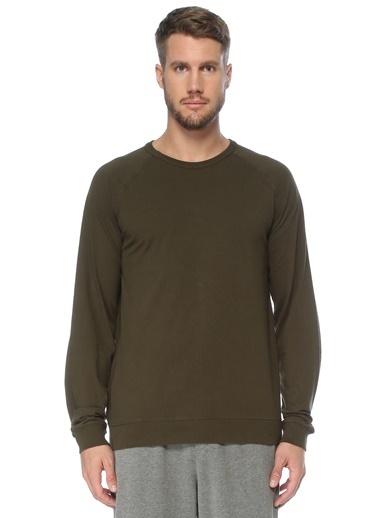 American Vintage Sweatshirt Haki